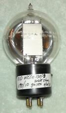 Rare Western Electric 101-D Vacuum Tube Tennis Ball Pro Tested Bogey+ Very Nice