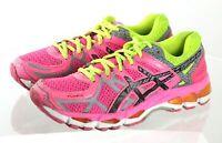 Asics Gel Kayano 21 $110 Women's Running Shoes Size 8 Pink