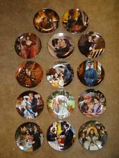 Gone With the Wind - Complete Set -14 Collectors Plates - 50th Anniversary - NIB