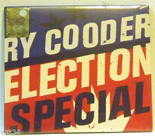 RY COODER - ELECTION SPECIAL - CD Dgiipack SEALED