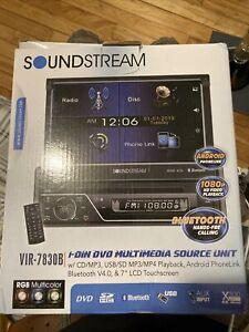 soundstream bluetooth car stereo