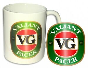 Coffee Mug : VG Pacer Beer Can
