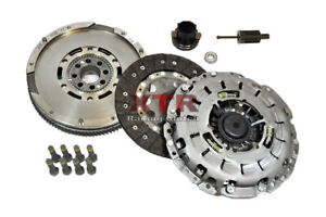 XTR PREMIUM CLUTCH KIT+LUK DMF FLYWHEEL FOR 99-00 BMW 328i 328ci E46 528i E39 Z3