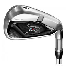 TaylorMade M4 Irons  6-PW,AW Graphite Senior Flex---Customer Swap 9.9 of 10