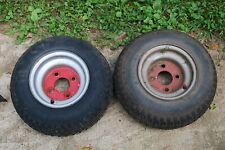 Honda 3011 RIDING MOWER 76231-763-A00 Anti-Scalp Wheel 76231763A00 Used Bolt Nut