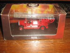 NEW MINT IN BOX - DIE CAST - THE LAYLAND TLM FIRE ENGINE - 1 :76 - LONDON FIRE B