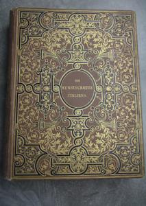 Die Kunstschätze Italiens Carl von Lützow 1884 in Geographisch-Histor. Übersicht