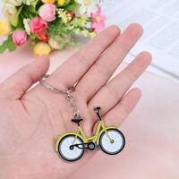 1x Sharing Mobile Bike Bicycle Keychain Keyring Keychain Purse Decor Pendant PY