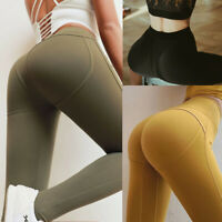 Women Leggings High Waisted Gym Running Slim Fit Yoga Skinny Quick drying Pants