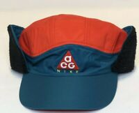Nike ACG Tailwind Geode Teal Sherpa Adjustable Hat Unisex NEW! AR0497 381
