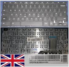 Teclado Qwerty UK para SAMSUNG Chromebook XE550C22 BA59-03501A 9Z.N8XUN.00U
