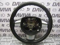 2008 2012 Ford Focus 3 Chrome Spoke Leather Black Steering Wheel 4M51-3600-EL