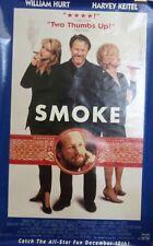 Smoke Original 1995 Single Sided Movie Poster Harvey Keitel William Hurt