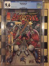Bloodstrike #25 (May 1994, Image) g6 Cgc 9.6