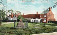 Bilton - near Rugby - Original Unused Edwardian Postcard by Valentine's (2.95)