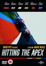 Hitting the Apex NEW PAL Arthouse Documentary DVD Mark Neale Brad Pitt J.Lorenzo