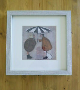 ** Pucker Up! by Sam Toft Art Print Mounted and Framed **