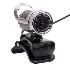 USB 2.0 1080P HD WebCam Web Camera with Mic 360°for MSN Skype Desktops Notebook