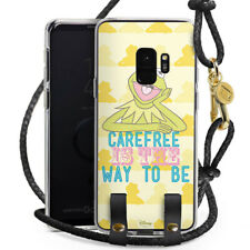 Samsung Galaxy S9 Carry Case Handykette Muppets Carefree is the way to be