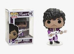 Funko Pop Rocks: Prince - Prince (Purple Rain) Vinyl Figure Item #32222