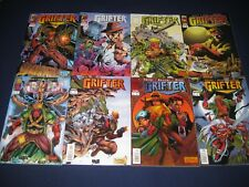 Grifter 1-14 (1996-1997) Wildcats WildStorm Comics DC Comics