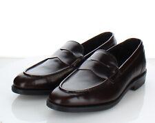 F44 NEW $395 Men Sz 9 D Allen Edmonds Mercer Street Leather Penny Loafer
