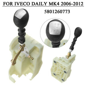 5 Speed Gear Control Lever Shift Mechanism 5801260773 For Iveco Daily MK4 06-12