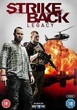 Strike Back Legacy Series Season 5 DVD Region 2 New