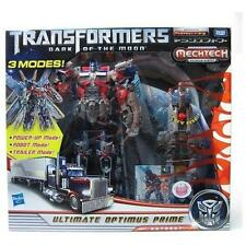 Hasbro Transformers Dark of the Moon Mechtech Ultimate Optimus Prime Action...
