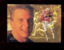 1992 Score MARV COOK New England Patriots Dream Team Insert Card Mint