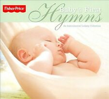 Baby's First Hymns Fisher Price 2 CD Value Pack NEW Instrumental Lullabies