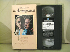 The Arrangement (1969) (VHS)  Written, produced, directed by Elia Kazan