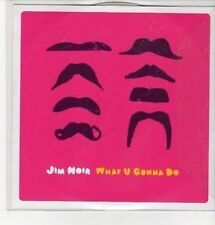 (CZ279) Jim Noir, What U Gonna Do - 2008 DJ CD