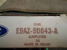 NOS 1989 - 1993 FORD MUSTANG FACTORY CRUISE CONTROL AMPLIFIER MODULE NEW ORIG