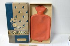 Vintage Endurance Comfy Rubber Water Bottle Douche Enema Bag