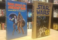 Star Wars and Han Solo at Stars' End