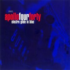 APOLLO FOUR FORTY - Electric Glide In Blue CD BUY 4+ $1.99 EACH & FREE SHIPPING