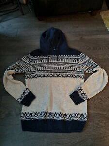 Mens Next Hoodie Size Small (S72)