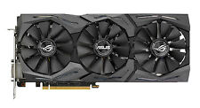 ASUS NVIDIA GeForce GTX 1080 8GB GDDR5X Grafikkarte (90YV09M2-M0NM00)
