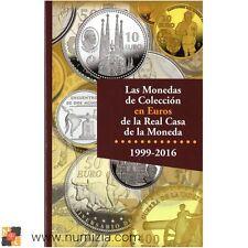 Catálogo de las Monedas de Colección en Euro de la Casa de la Moneda 1999-2016