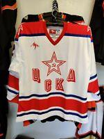 FETISOV #2- CSKA LUTCH ICE HOCKEY JERSEY