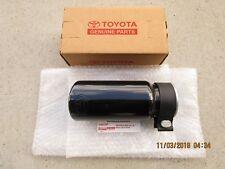 16 - 19 TOYOTA TACOMA SR SR5 LIMITED TRD EXHAUST TIP BLACK CHROME NEW 35180-02