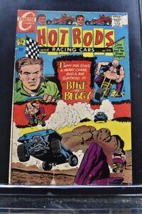 Hot Rods and Racing Cars (1951) #100 Charlton Comics Comic