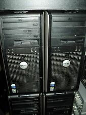 Dell OptiPlex 745 Intel Core2Duo 2.40GHz 4GB Ram NO HD Dual Optical Drives