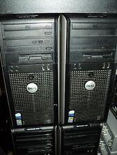 Dell OptiPlex 745 Intel Core2Duo 2.40GHz 4GB Ram NO HD Dual Optical Drives