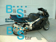 Black ABS Fairing Kit Fit Kawasaki Ninja ZX9R ZX-9R 1995 1996 1994-1997 06 A3