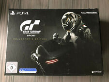 Gran Turismo Sport - Collector's Edition (Sony PlayStation 4, 2017)