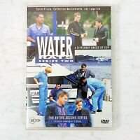 WATER RATS The Complete Series / Season 2 DVD *Rare* Ch 9 Oz Cop Drama