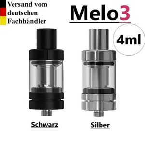 Eleaf Melo 3 Top Fill 4ml Verdampfer e-Zigarette Clearomizer Tank MELO3