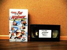 DARREL AND THE WISEMEN, (VHS 1998), GOOSE HUNTING & CALLING, ALBERTA CANADA
